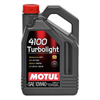 MOTUL 4100 Turbolight SAE 10W-40